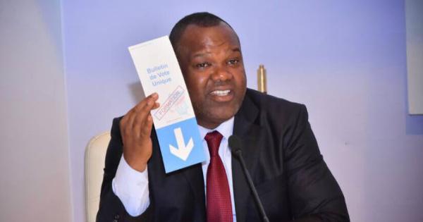La boleta única electrónica en el Congo