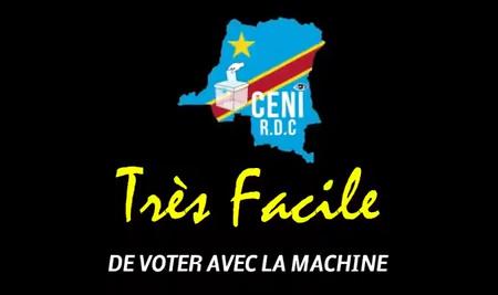 Muy fácil votar con la máquina