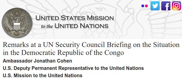 Misión de los EE.UU. en las Naciones Unidas