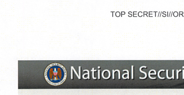 Documento de la NSA