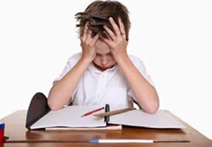 Resultado de imagen de niño pensando en matematicas