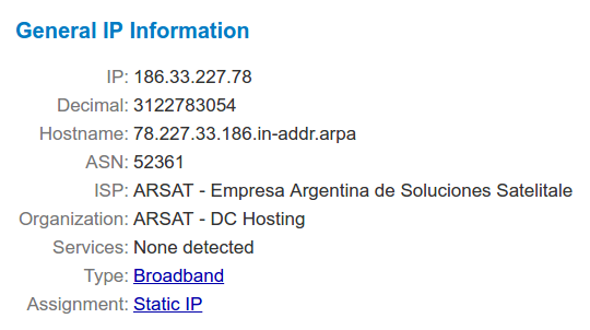 pim.com.ar en ARSAT S.A.