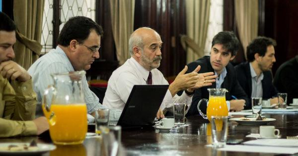 Reunión con Adrián Pérez