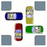 Bloqueo mutuo de automóviles